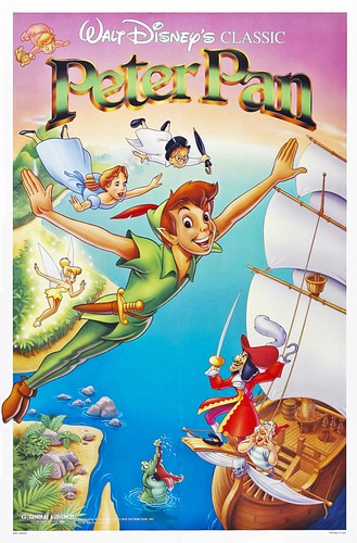 Walt Disney-Figuren Bilder Walt Disney Posters - Peter Pan HD ...
