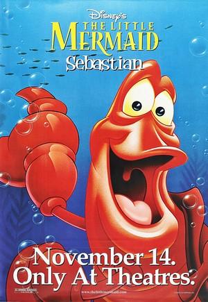 Walt Disney Posters - Sebastian