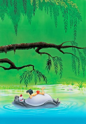 Walt Disney Posters - The Jungle Book