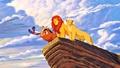 Walt ডিজনি Screencaps - Zazu, Timon, Pumbaa, Simba & Nala