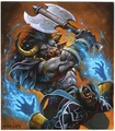 Warcraft Warrior - world-of-warcraft photo