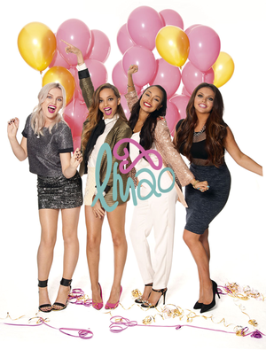 We amor Pop Magazine Photoshoot 2014