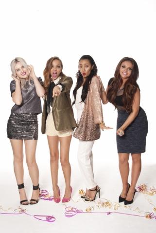 We Love Pop Magazine Photoshoot 2014 - Little Mix Photo ...