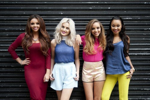 Little Mix wallpaper called We Amore Pop Magazine Photoshoot 2014