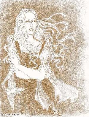 White Lady of Rohan 由 Aggy Kingtree