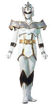 White mystic ranger