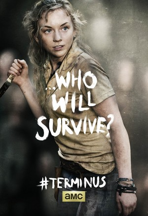Who Will Survive? ~ Beth Greene Poster