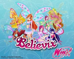 Winx club Believix