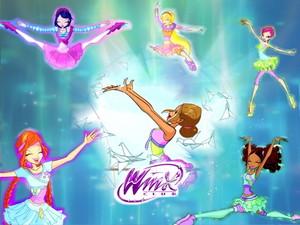 Winx in Ballet