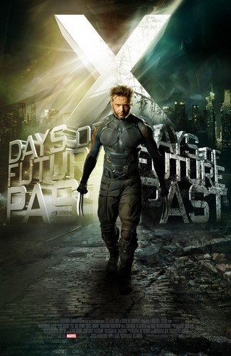 X-Men: Days of Future Past 바탕화면 containing a green beret, a rifleman, and a navy 봉인, 인감 called X-Men: Days of Future Past - Posters