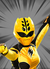 Yellow jungle ranger