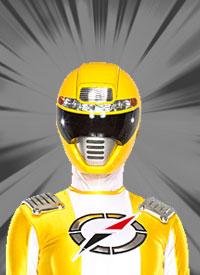 Yellow overdrive ranger