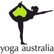 Yoga Australia Logo Hidden Australia