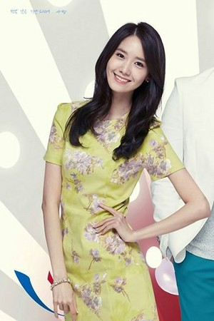 Yoona Lotte Department Store New Promotional Pic