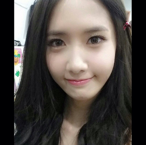 Im yoonA fond d'écran containing a portrait titled Yoona New UFO profil