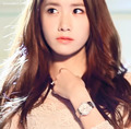 Yoona the flower  - snsd photo