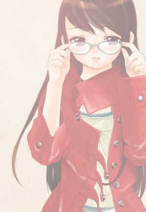 Tara (with glasses)