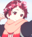 Yui Inami   Flower Crowns - kyoukai-no-kanata icon