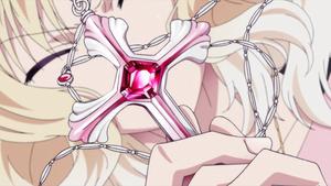 Yui from Diabolik Lovers!