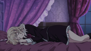Yui from Diabolik Lovers!