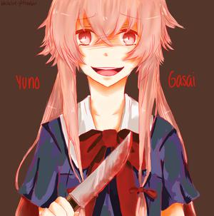 Yuno Gasai | Mirai Nikki