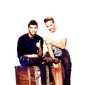 Zayn and Liam          - liam-payne photo