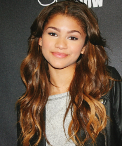 Zendaya Coleman wallpaper with a portrait entitled Zendaya Coleman