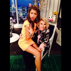 Zendaya On Fashion Police