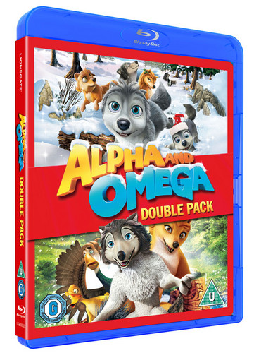 Alpha and Omega 2: a howl-iday adventure karatasi la kupamba ukuta probably with anime titled a
