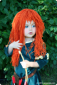 cute little merida - brave photo