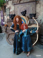 cute merida - brave photo