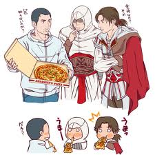 dicovery of pizza