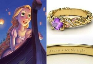 disney engagement rings