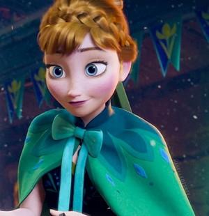 Anna, Irene's segundo favorito!
