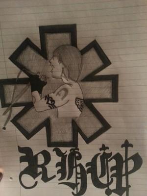 drew this!!