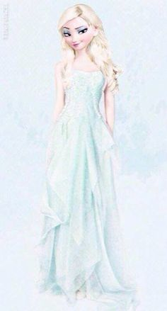 Elsa Jack Frost Images S Hair Down Wallpaper And Background Photos