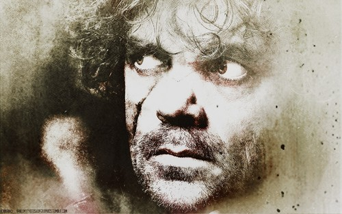 Game of Thrones پیپر وال probably containing a فاؤنٹین, چشمہ titled Tyrion Lannister