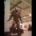 iron man wood suit - iron-man photo