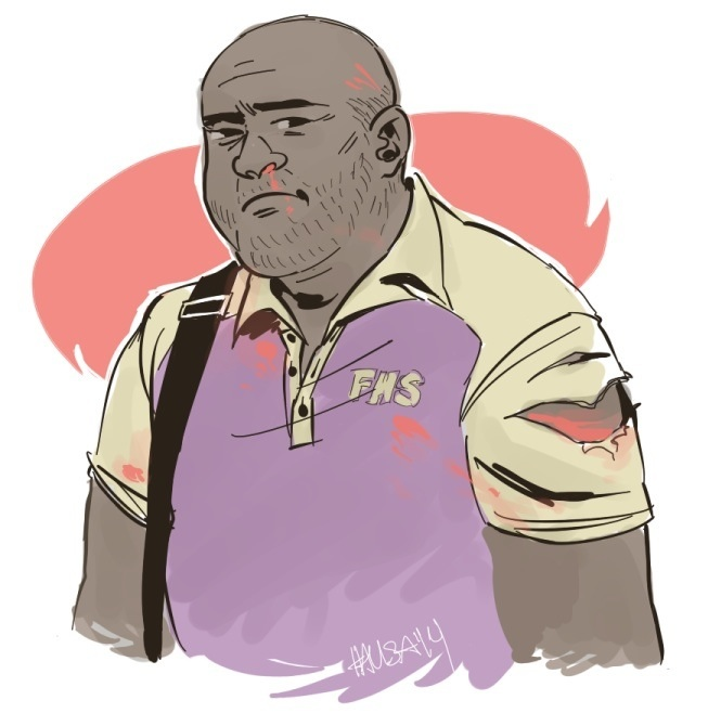 Coach | Left 4 Dead 2