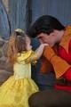 little girl at disney world - disney-princess photo