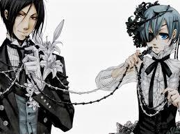 lovely Ciel and Sebastian