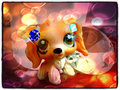 lps Cocker spaniel - littlest-pet-shop fan art
