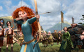 merida from brave - brave photo