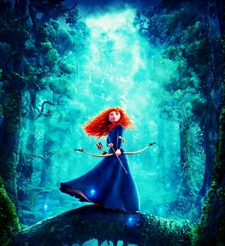 Ribelle - The Ribelle - The Brave wallpaper entitled merida the Ribelle - The Brave
