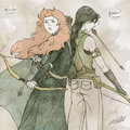 merida the Rebelle