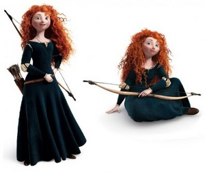merida the Merida - Legende der Highlands