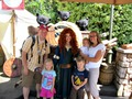 merida with other people - brave photo