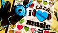 music wallpaper - music photo