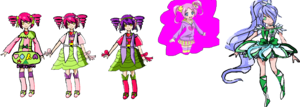 my fanmade precure [edited]