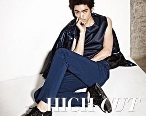 Sung Joon for 'High Cut'
